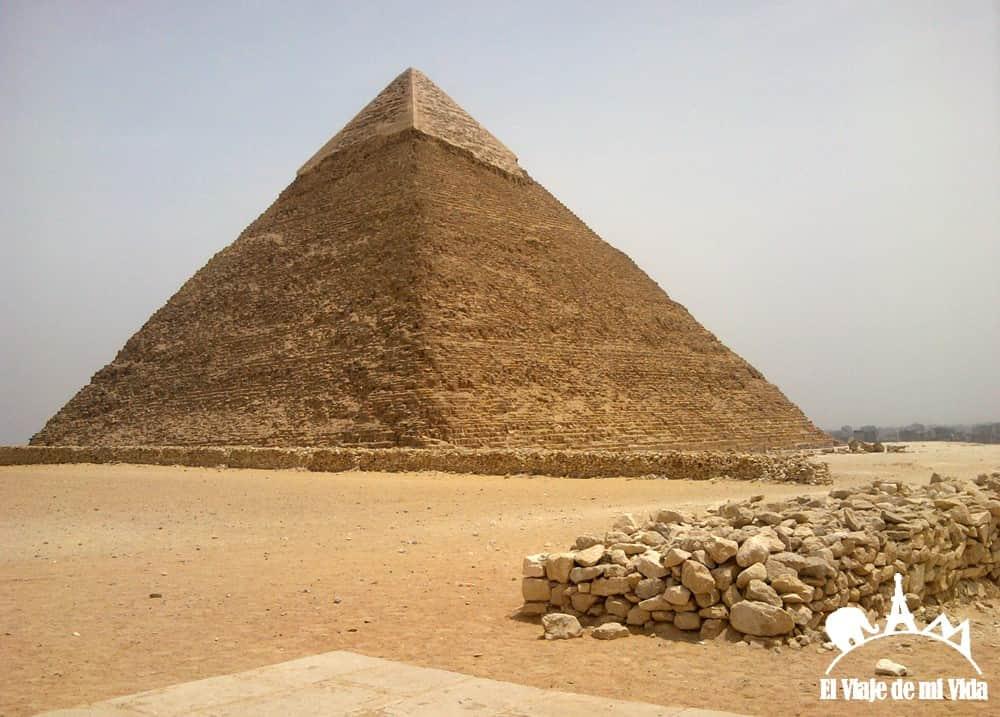 La Pirámide de Guiza