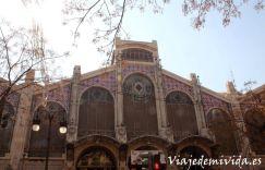 Mercat Central Valencia Espana