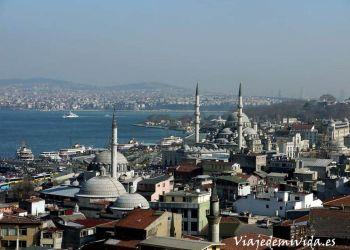 Guía y recomendaciones para viajar a Estambul