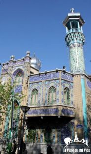 La bonita calle Naser Khosro