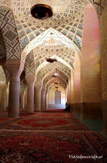 Nasir-Ol-Mosk Mosque Shiraz Iran