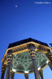 Tumba de Hafez Shiraz Iran