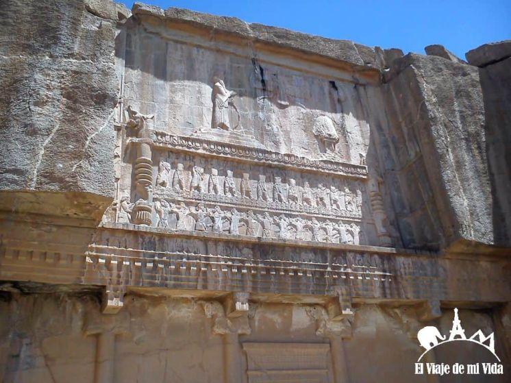 Tumbas reales de Persépolis
