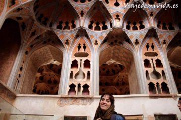 Ali Qapu Palace Isfahan Iran