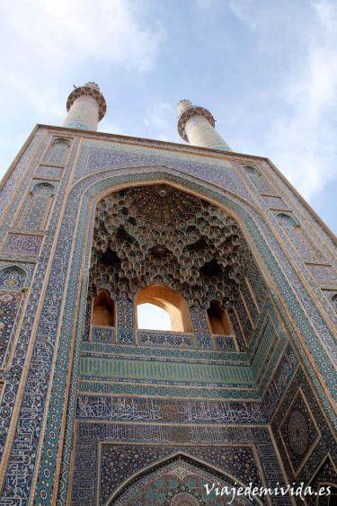 Mezquita del Viernes Yazd Irán