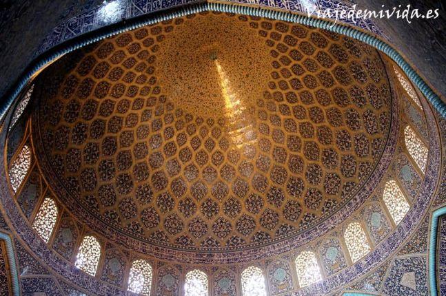 Mezquita Lotfollah Isfahan Iran