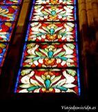 Vidriera Catedral de León España
