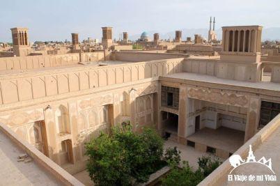 Ciudad vieja de Yazd