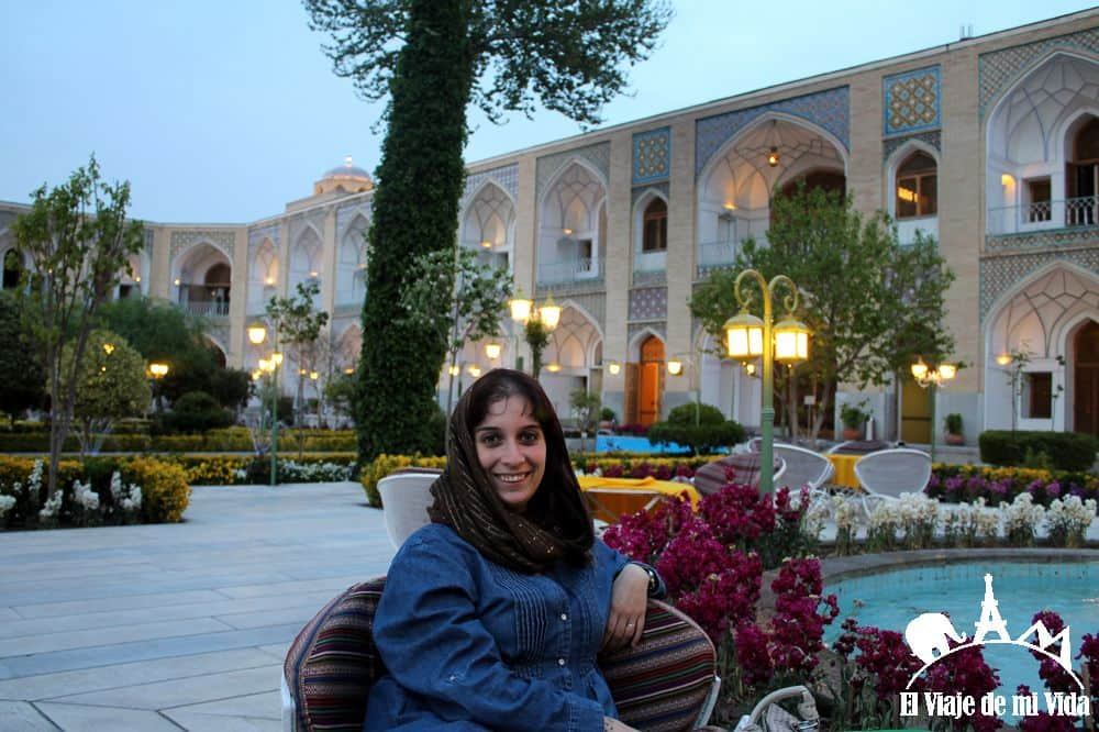 Mi viaje a Irán