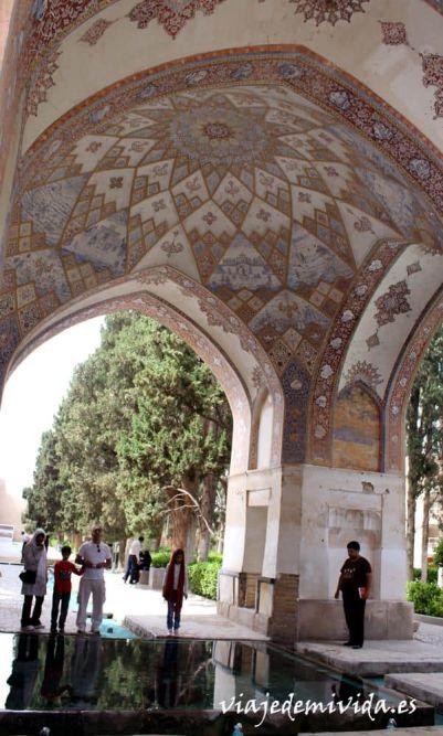 Fin Garden Kashan Iran