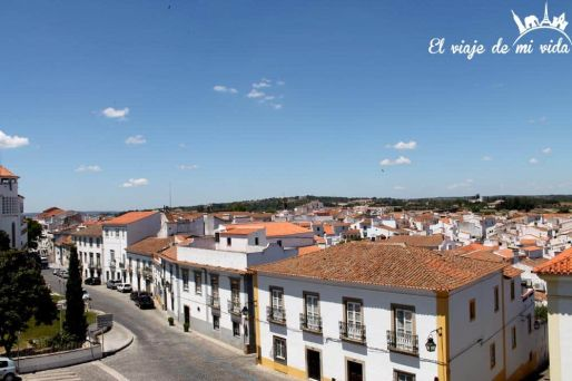 Evora Portugal