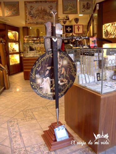 Espadas Toledo España