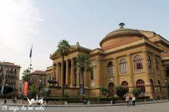 Teatro Massimo Palermo Sicilia