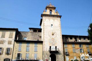 Museo Ciencias Naturales Bergamo Italia