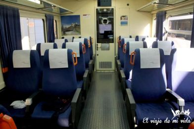 Trenes Turisticos Galicia Interior