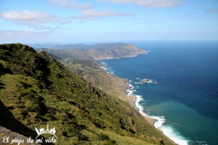 Acantilado Vixia Herbeira Galicia