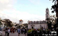 Plaza Catedral La Habana Cuba