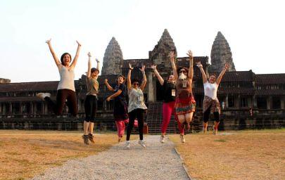Agencia viajes mujer