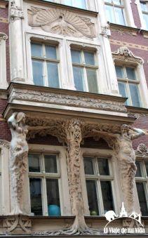 Art Nouveau en Riga