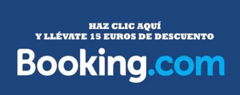 Descuento 10% en Booking