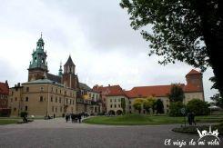Colina Wawel Cracovia Polonia