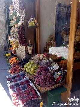 Tiendas de Siena