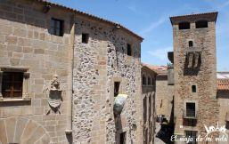Casco antiguo de Cáceres, Extremadura