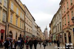 Centro histórico de Cracovia, Polonia