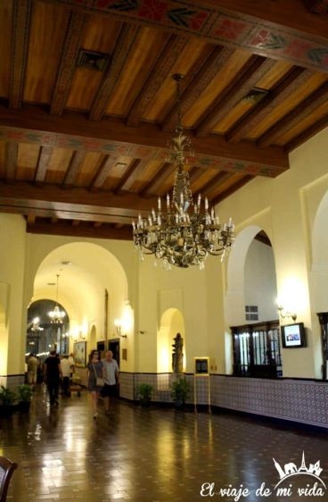 Gran Hotel Nacional en La Habana, Cuba
