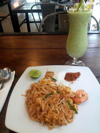 Comida tailandesa