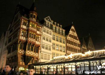 Mi viaje y recomendaciones para viajar a Fránkfurt