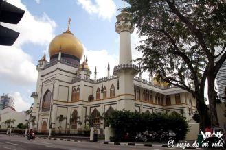 Barrio de Malay en Singapur