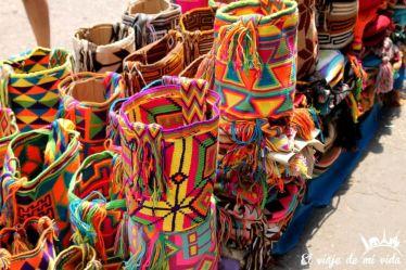 Artesanías en Cartagena de Indias, Colombia