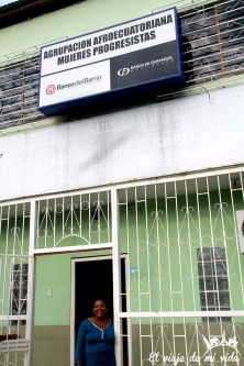 Agrupación afroecuatoriana de Mujeres progresistas en Guayaquil, Ecuador