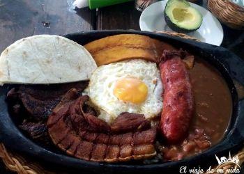Presupuesto para viajar a Colombia