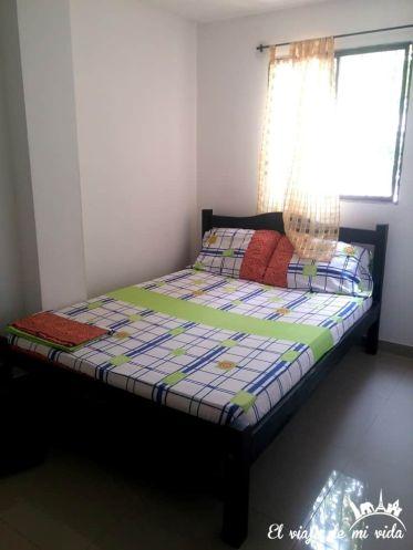 ¡10 dólares la noche para esta habitación de Airbnb en Cartagena de Indias!