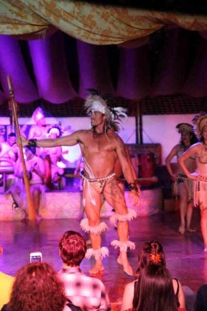 Baile tradicional Rapa Nui