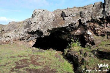 Cuevas de la Isla de Pascua