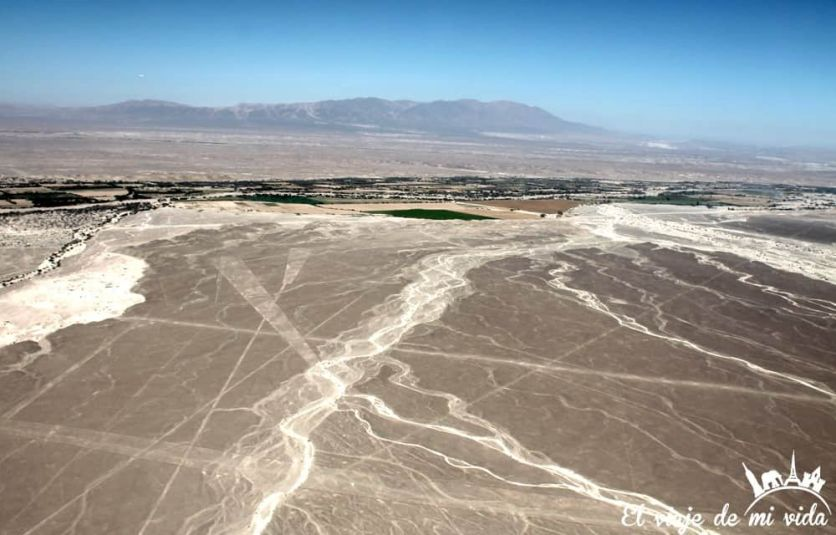 Las líneas de Nazca, Perú