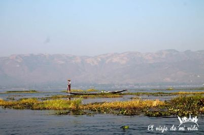 Los jardines flotantes del Lago Inle, Myanmar