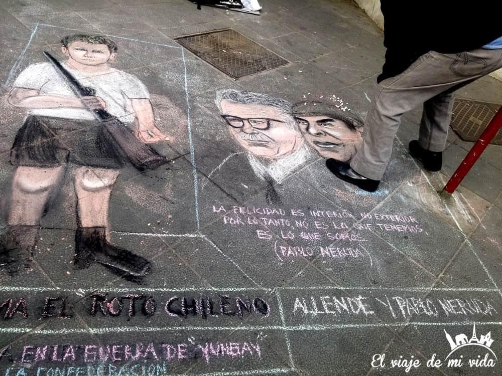 La sombra de Pinochet