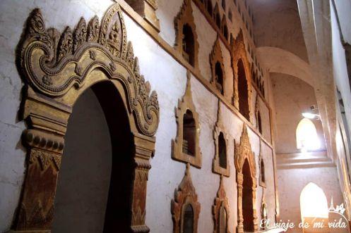 Templo de Ananda, Bagan