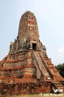 Templo Wat Mahathat, Tailandia
