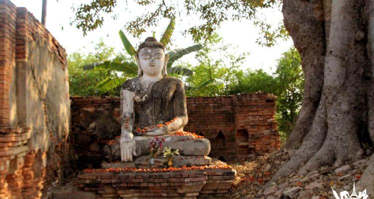 Paz en Inwa, Myanmar
