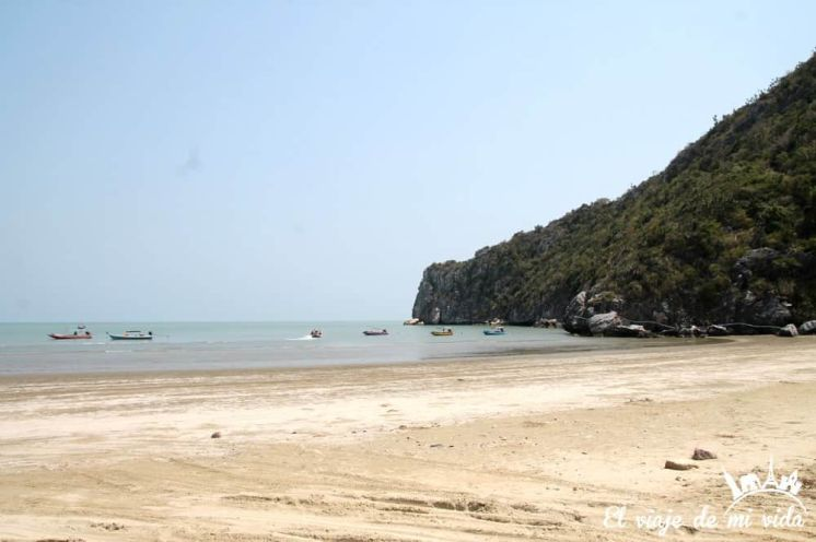 Khao Kalok Beach, Tailandia