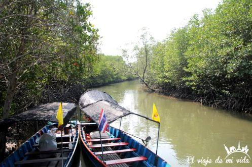 El bonito parque de Pramburi