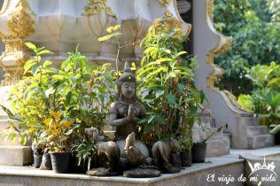 Paz en Mae Kam Pong, Chiang Mai, Tailandia