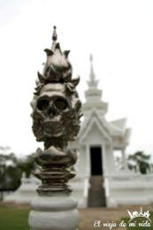 Templo blanco de Chiang Rai, Tailandia
