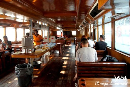 Excursión Bahía Phang Nga