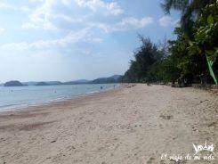 Las playas de Krabi
